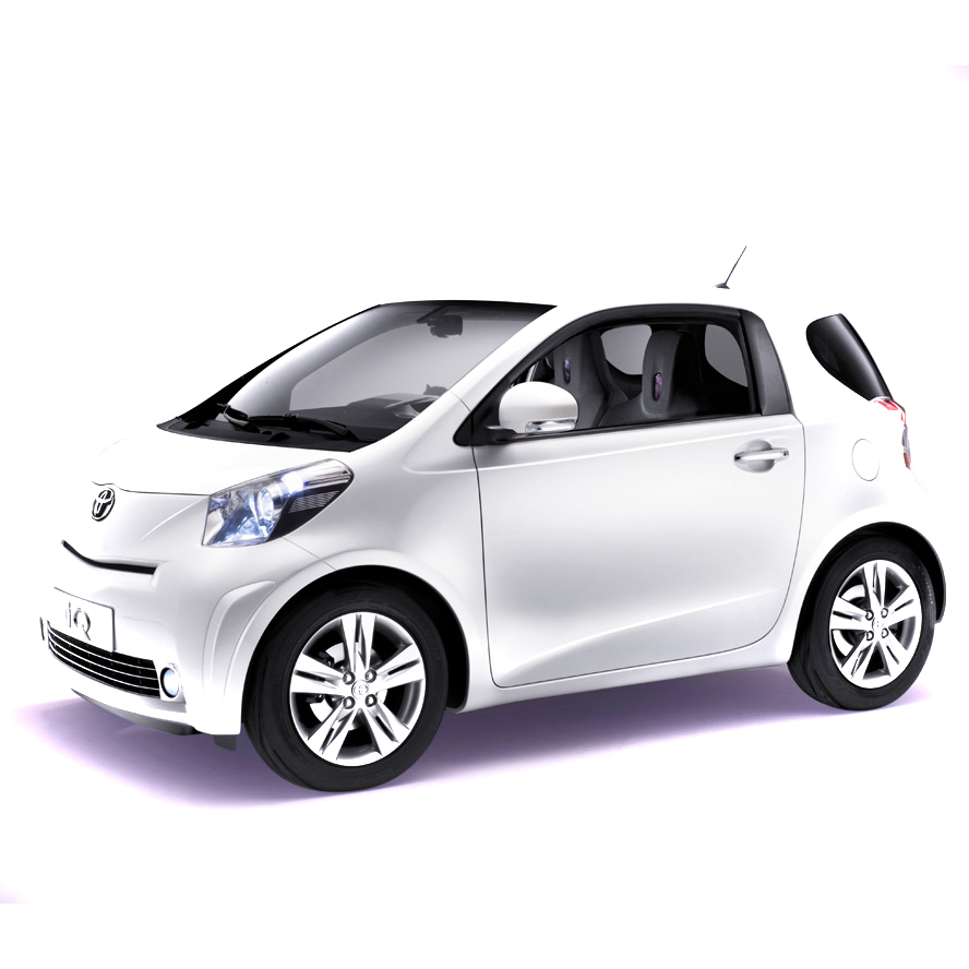 Toyota IQ (Manual) 2008 - 2015