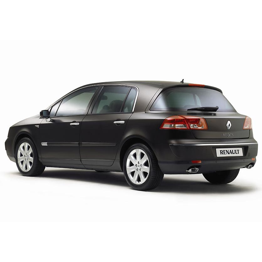 Renault Vel Satis 2001 - 2005