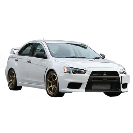 Mitsubishi Evolution Car Mats