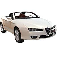 Alfa Romeo Spider Car Mats (All Models)