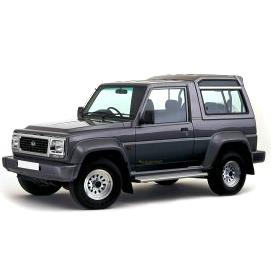 Daihatsu Fourtrak 1984-2002