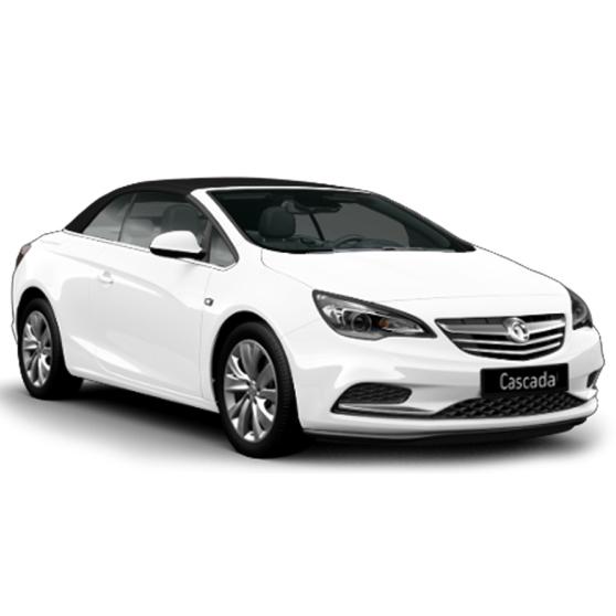 Vauxhall Cascada 2013 Onwards