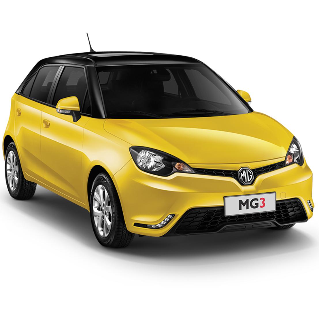 MG 3 2014 onwards