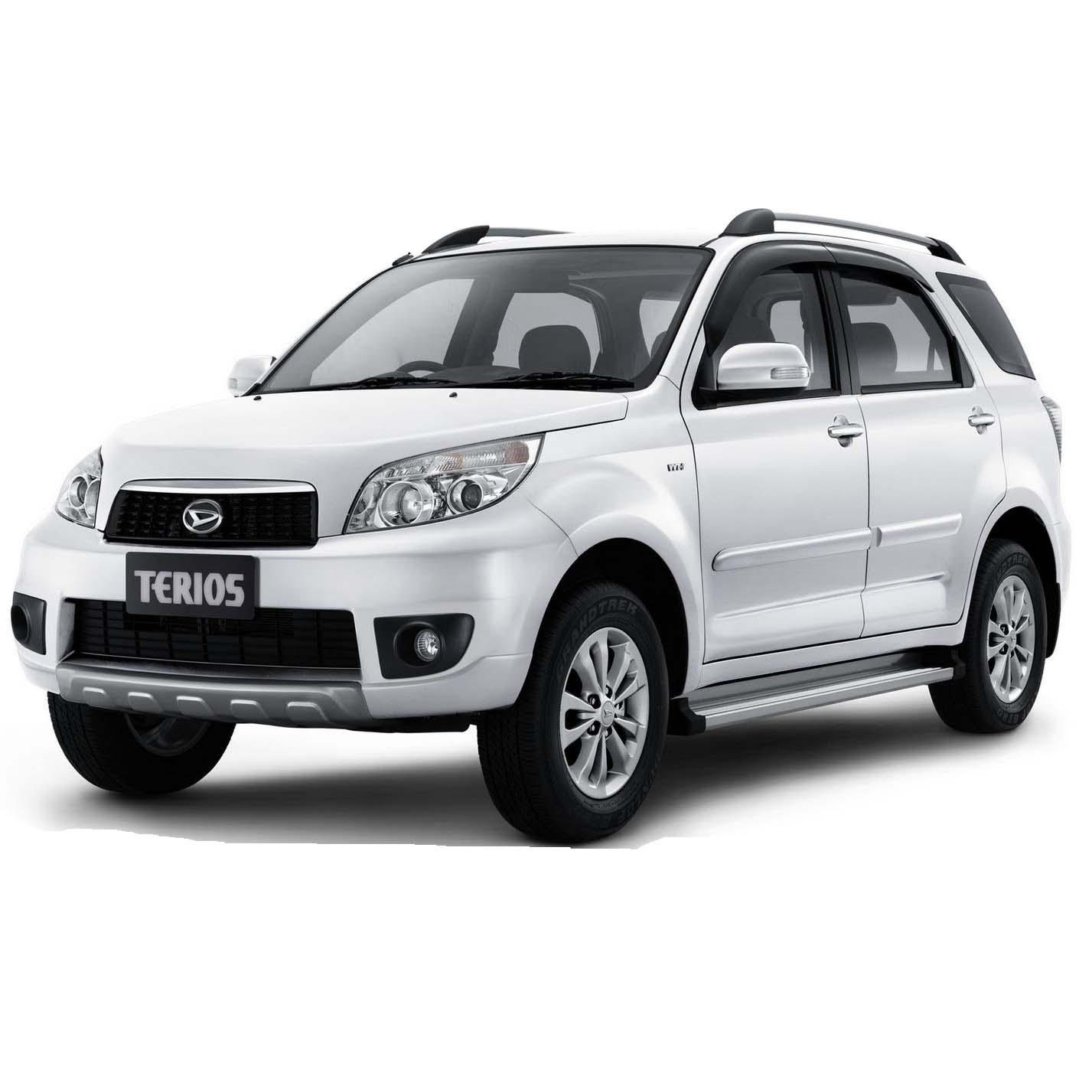 Daihatsu Terios Car Mats (All Models)