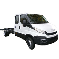 Iveco Daily Crew Cab 2006 to 2014