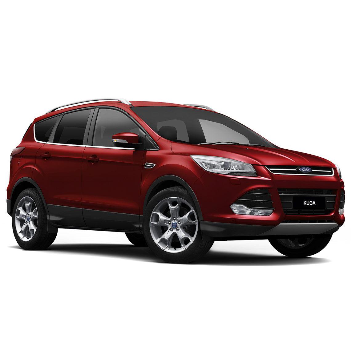 Ford Kuga Car Mats (All Models)