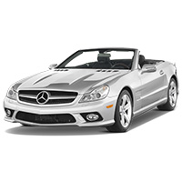 Mercedes SL Car Mats