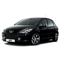 Peugeot 307 Boot Liners (2001-2007)