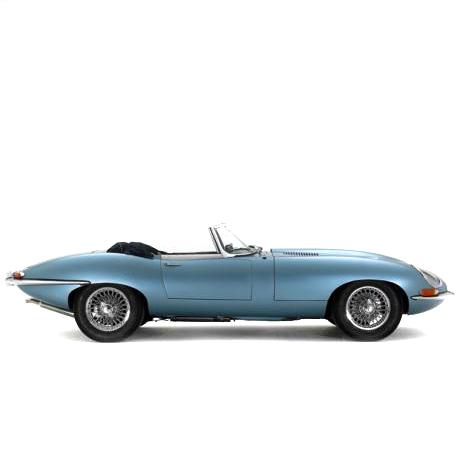 Jaguar E Type 1971-1975