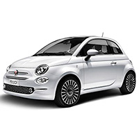 Fiat 500 Boot Liners (All Models)