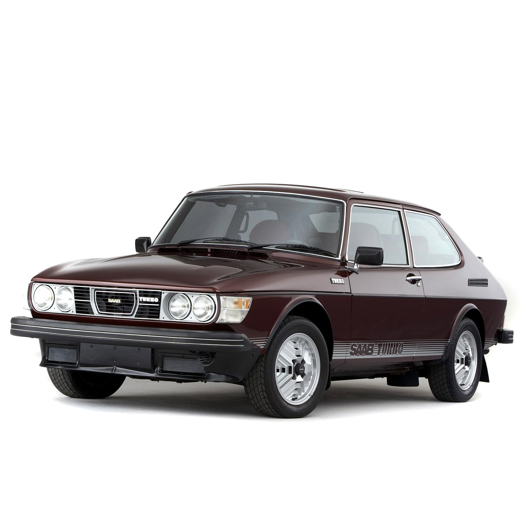 Saab 99 1968-1984