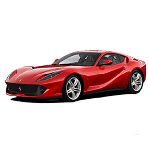 Ferrari 812 Superfast 2017 Onwards