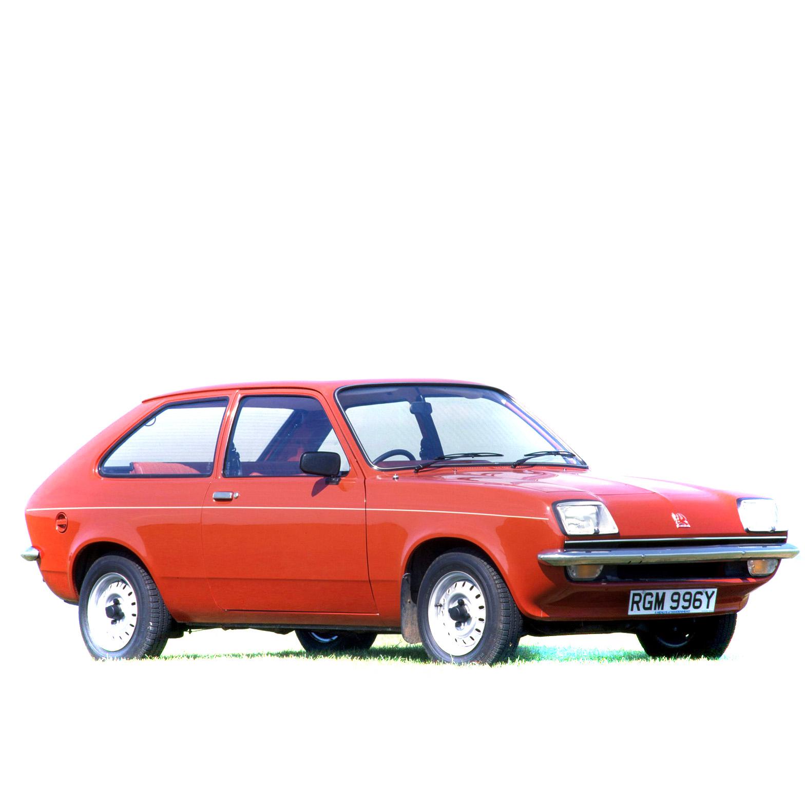 Vauxhall Chevette 1975-1983