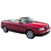 Audi Cabriolet Car Mats 1992 - 2002