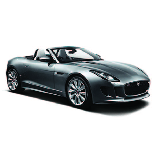 Jaguar F Type (All Models)
