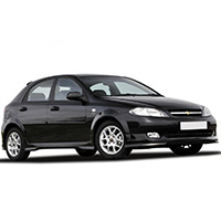 Chevrolet Lacetti Boot Liners (All Models) (2004 - 2005)