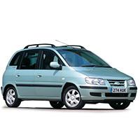 Hyundai Matrix Boot Liner (2001 - 2007)