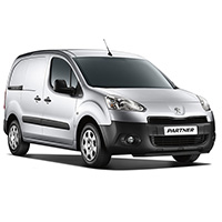 Peugeot Partner Boot Liners
