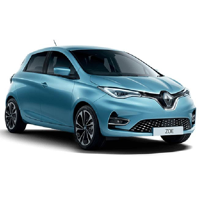 Renault Zoe Boot Liner (2019 Onwards)