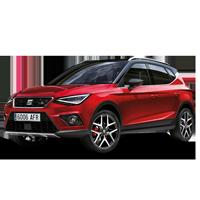Seat Arona Car Mats (2017 Onwards)