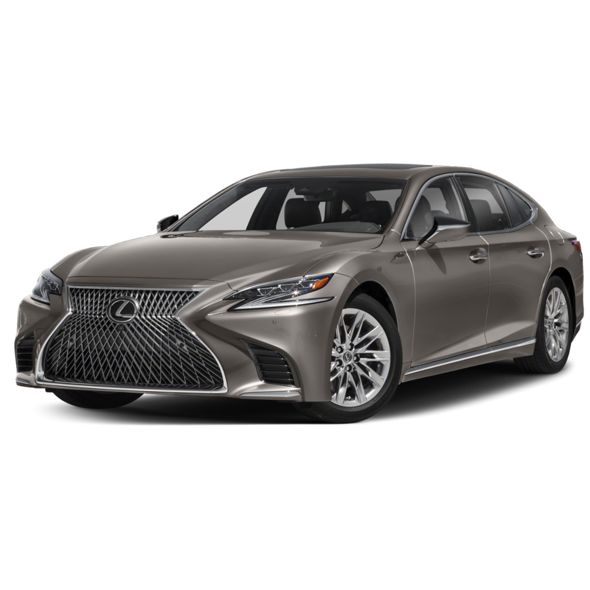 Lexus LS V 500H Hybrid (2017 Onwards)