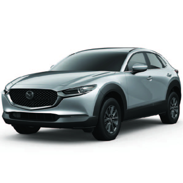 Mazda CX30 Boot Liners