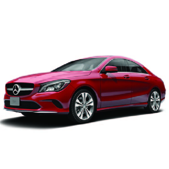 Mercedes CLA (All Models) Boot Liners