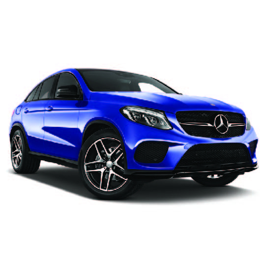Mercedes GLE 2016 Onwards