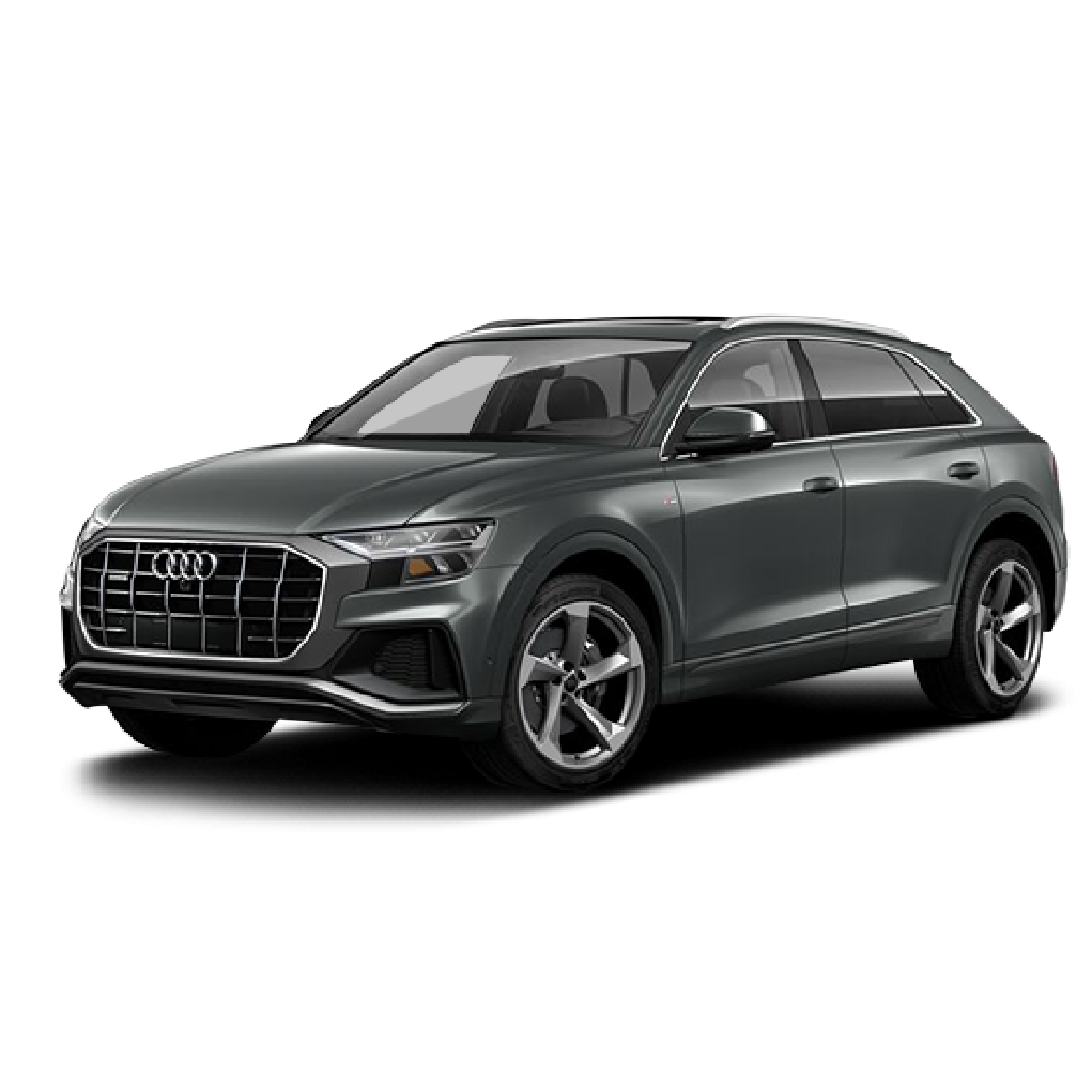 Audi Q8 Boot Liners (2018 Onwards)