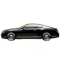 Bentley Continental GT 2003 - 2011